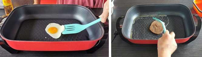 韩式电热锅