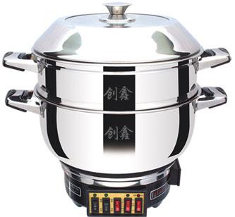 微压电热锅
