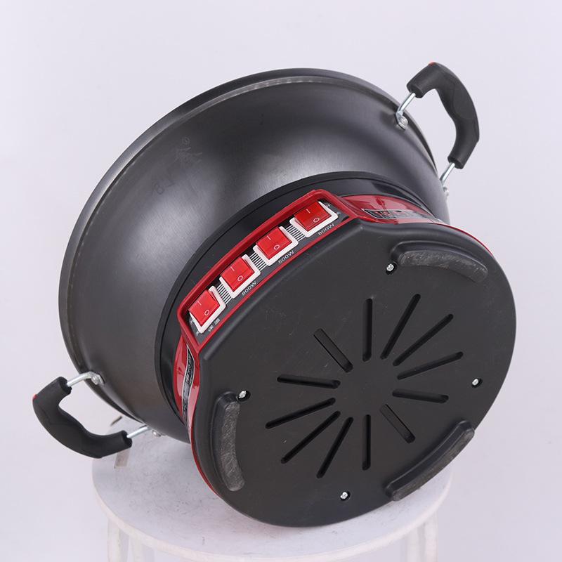 铸铁电热锅