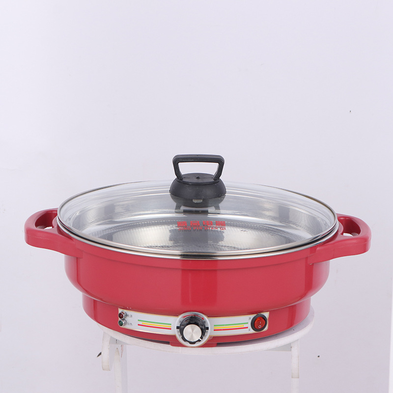 定时电煎锅,温控式电煎锅