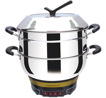 国标御厨D款电热锅