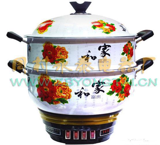 炫彩精钢电热锅