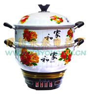 国标彩电热锅