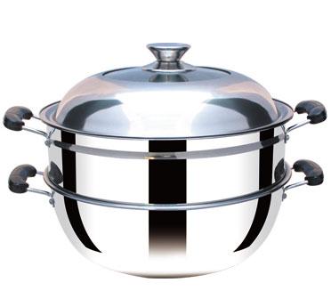 蒸锅,不锈钢蒸锅