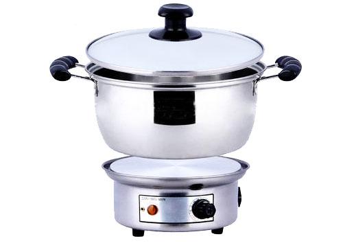 分体电热锅