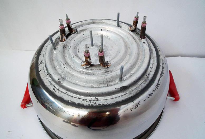 电热锅是怎么加热的?加热管坏了能更换吗?