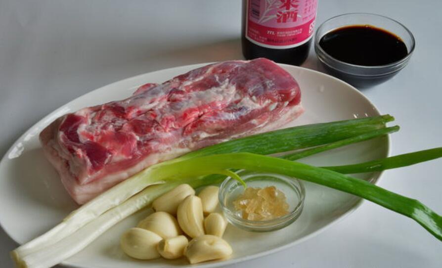 电热锅食谱-控肉饭