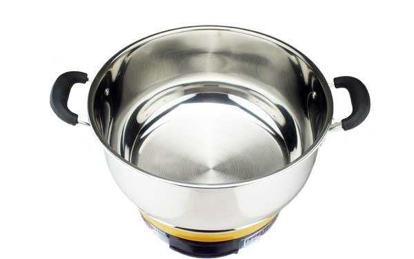 电热锅清洁
