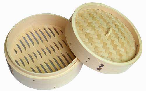 电热锅竹蒸笼