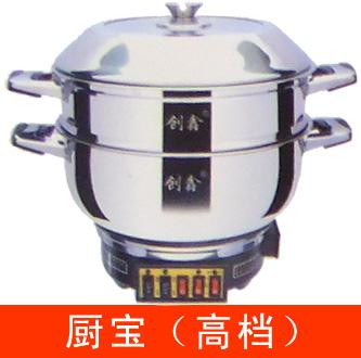 厨宝高档电热锅