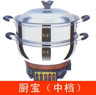 厨宝中档电热锅