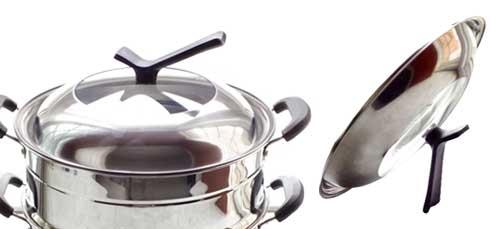 电热锅锅盖