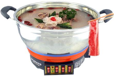 电热锅涮火锅