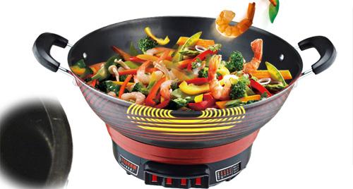 电热锅锅体材质
