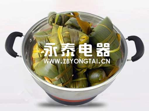 电热锅鲜肉粽